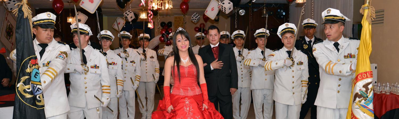 Eventos de quince años en Bogotá
